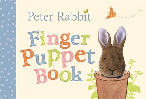 9780723287124 Peter Rabbit Finger Puppet Book