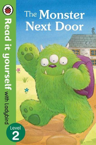 9780723295242 Monster Next Door - Read it yourself with Ladybird: Level 2