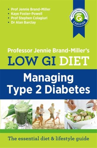 9780733633379 Low GI Diet: Managing Type 2 Diabetes