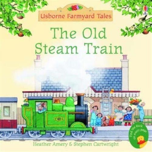 9780746063101 Old Steam Train