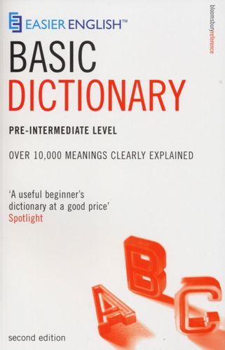 9780747566441 Easier English Basic Dictionary