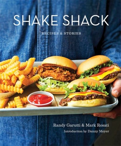 9780751571097 Shake Shack: Recipes and Stories