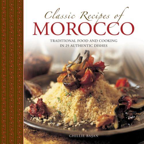 9780754830986 Classic Recipes of Morocco