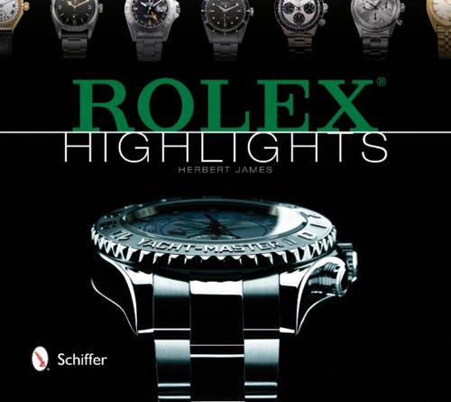 9780764346842 Rolex Highlights
