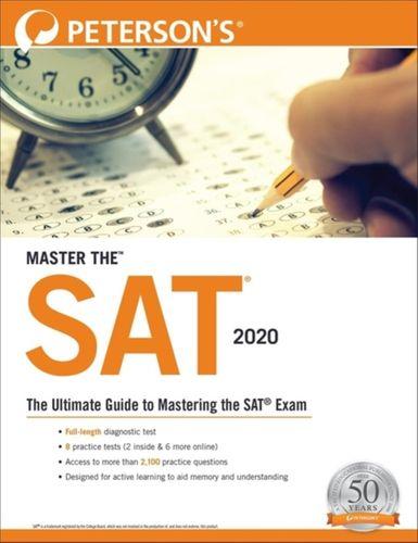 9780768944006 SAT Prep Guide 2020