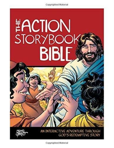 9780781414203 Action Storybook Bible