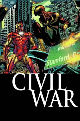 9780785122371 Amazing Spider-man: Civil War