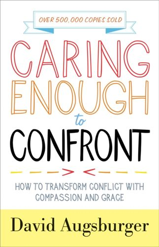 9780800729189 Caring Enough to Confront