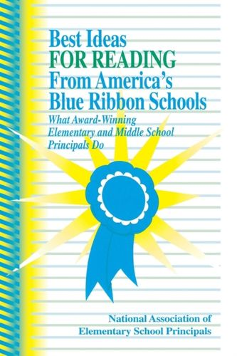 9780803967731 Best Ideas for Reading From America's Blue Ribbon Schools