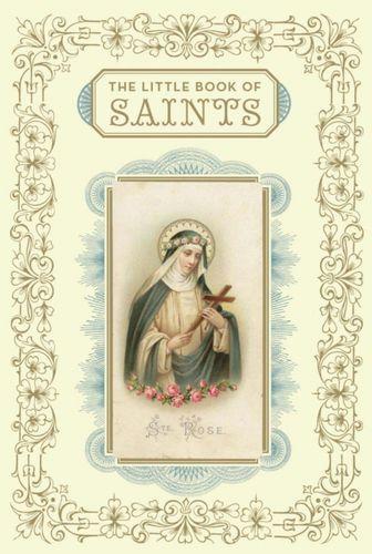 9780811877473 Little Book of Saints
