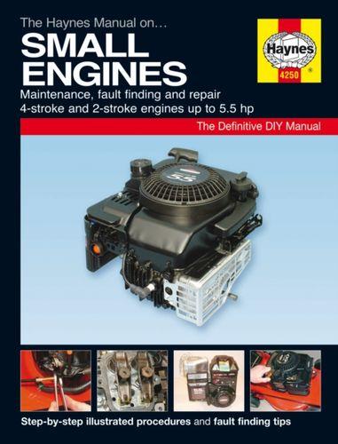 9780857336866 Small Engine Manual