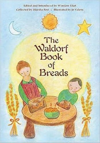 9780880107037 Waldorf Book of Breads
