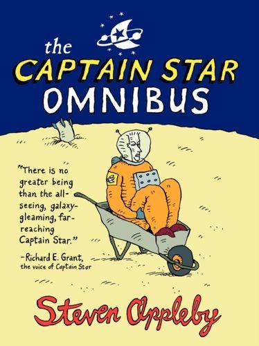 9780973950564 Captain Star Omnibus