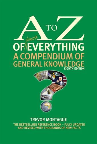 9780993481314 A to Z of almost Everything