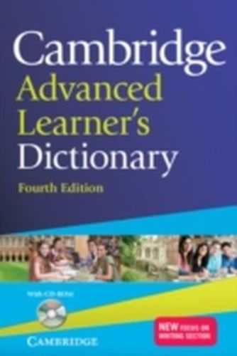 9781107674479 Cambridge Advanced Learner's Dictionary with CD-ROM