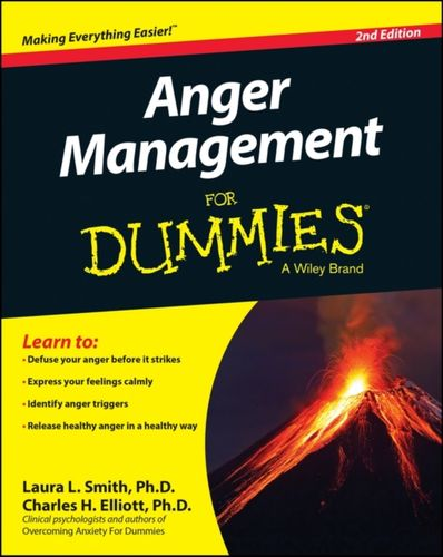 9781119030003 Anger Management For Dummies