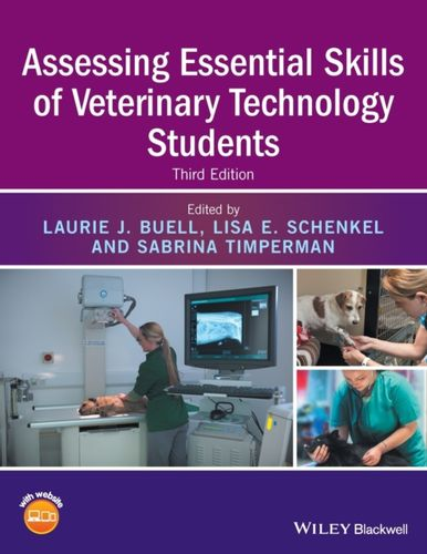 9781119042112 Assessing Essential Skills of Veterinary Technology Students