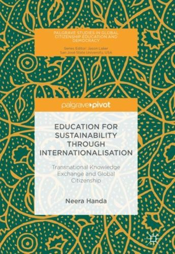 9781137502964 Education for Sustainability through Internationalisation
