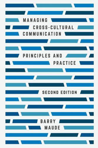 9781137507464 Managing Cross-Cultural Communication