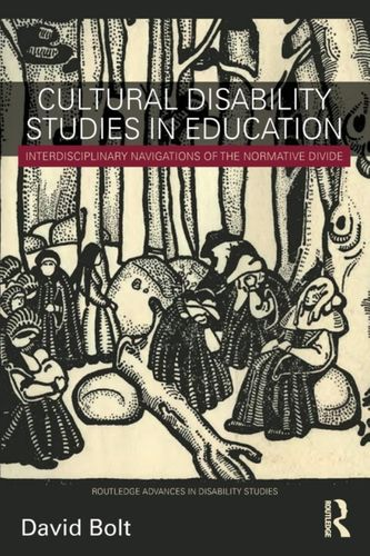9781138103276 Cultural Disability Studies in Education