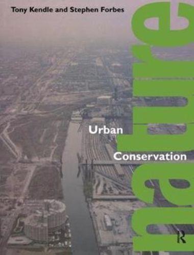 9781138437418 Urban Nature Conservation