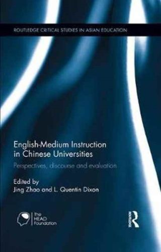 9781138668454 English-Medium Instruction in Chinese Universities