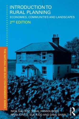 9781138811454 Introduction to Rural Planning