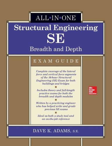 9781259641039 Structural Engineering SE All-in-One Exam Guide: Breadth and Depth