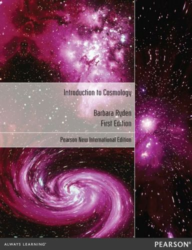 9781292039718 Introduction to Cosmology: Pearson New International Edition
