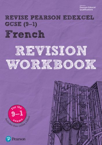 9781292132013 Revise Edexcel GCSE (9-1) French Revision Workbook