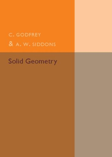 9781316603857 Solid Geometry