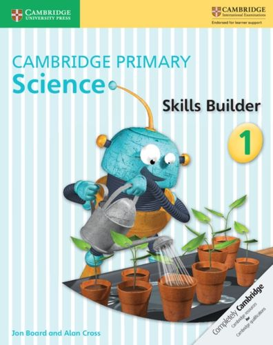 9781316610985 Cambridge Primary Science Skills Builder 1