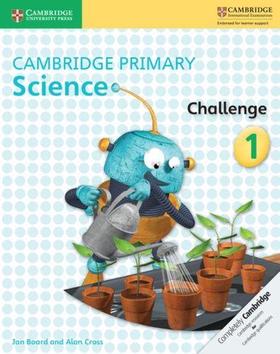 9781316611135 Cambridge Primary Science Challenge 1