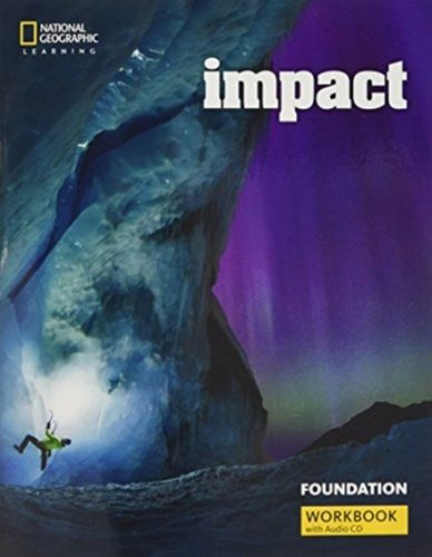 9781337293969 Impact Foundation: Workbook + WB Audio CD