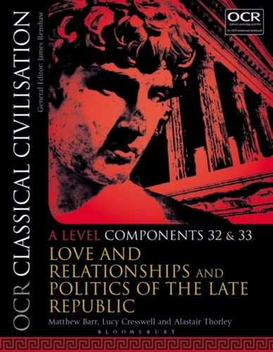 9781350021037 OCR Classical Civilisation A Level Components 32 and 33