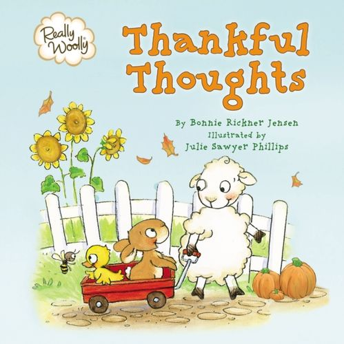 9781400209293 Really Woolly Thankful Thoughts