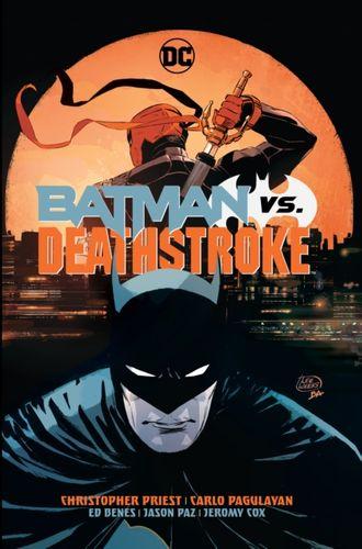 9781401285890 Batman vs. Deathstroke