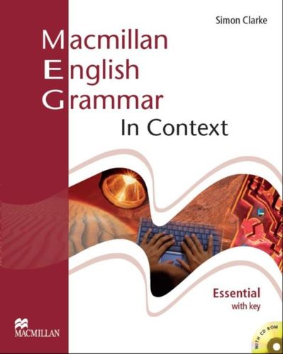 9781405070515 Macmillan English Grammar In Context Essential Pack with Key