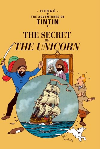 9781405206228 Secret of the Unicorn