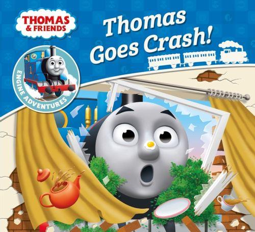 9781405285773 Thomas & Friends: Thomas Goes Crash