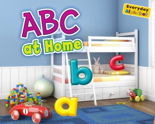 9781406240931 ABC at Home