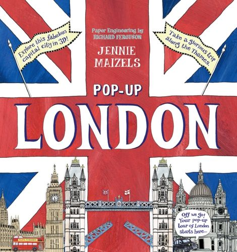 9781406321579 Pop-up London