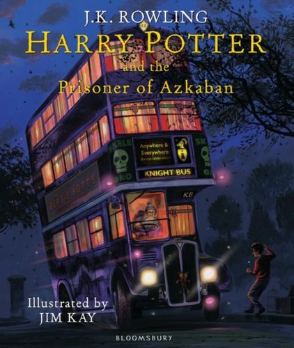 9781408845660 Harry Potter and the Prisoner of Azkaban