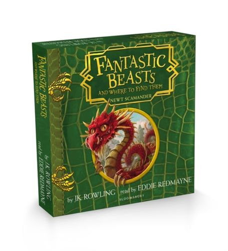 9781408893159 Fantastic Beasts and Where to Find Them