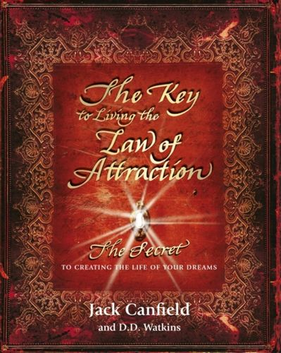 9781409151630 Key to Living the Law of Attraction