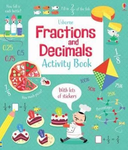 9781409598831 Fractions and Decimals Activity Book