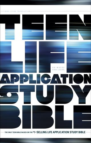 9781414324623 NLT Teen Life Application Study Bible