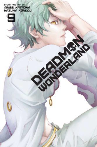 9781421564173 Deadman Wonderland, Vol. 9