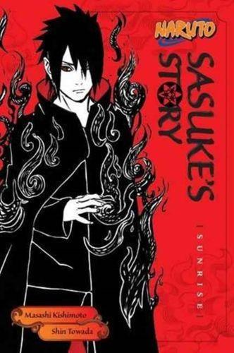 9781421591292 Naruto: Sasuke's Story