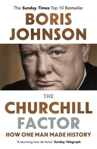 9781444783056 Churchill Factor